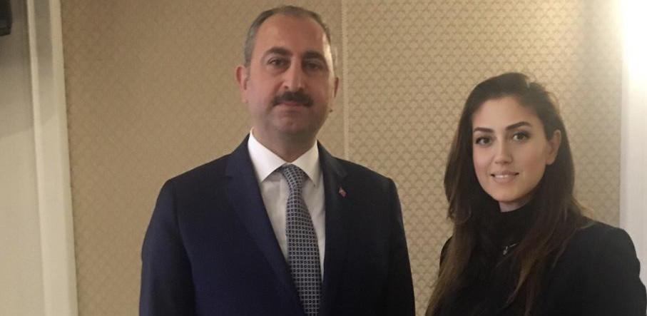 """Merkez Müdürümüz Prof. Dr. Fatma AYANOĞLU, """"Kadına Yönelik Şiddeti Önleme İzleme Komitesi"""" toplantısına katıldı."""
