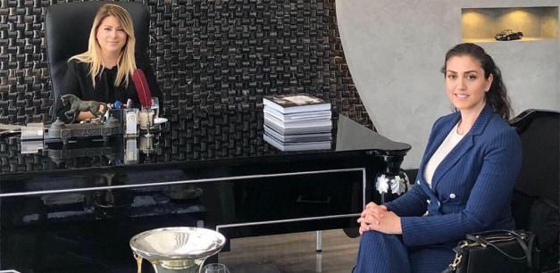Merkez Müdürümüz Prof. Dr. Fatma Ayanoğlu İstanbul Kızılay Kadın Kolları Başkanı Sn. Zerrin Menteşeoğlu'nu ziyaret etti.